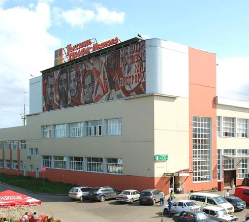 bf154a2bb Текстильный комплекс «ТекстильПрофи-Иваново» – это уникальное сочетание  текстильных традиций, широчайшего ассортимента изделий от ивановских  производителей, ...