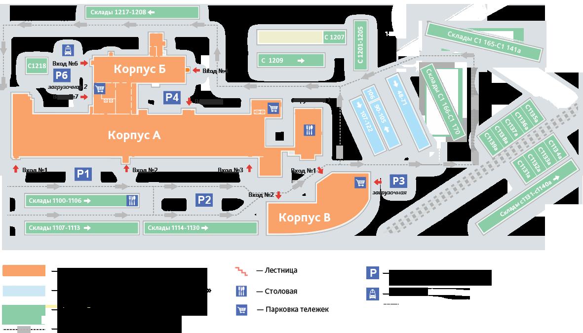схема проезда иваново текстиль профи